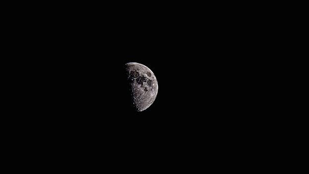 Moon 2018 05 22 by Philip A Swiderski Jr