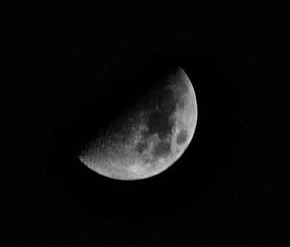 Moon 3 by Thomas  MacPherson Jr