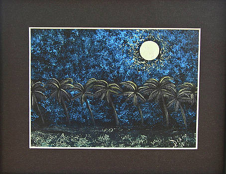 Moon Dance by Dixie Hester