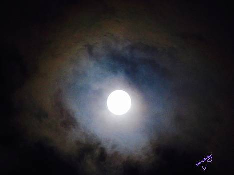 Moon Drop by Debi K Baughman
