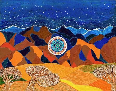 Moon Fell by Sandy Thurlow