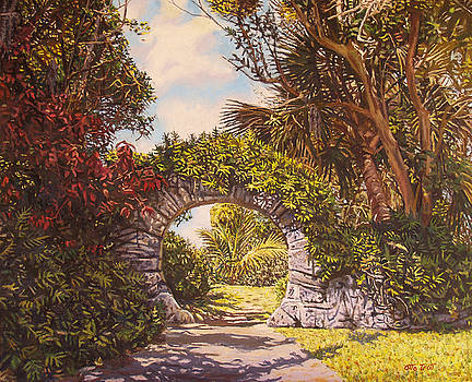 Moon Gate  by Otto Trott
