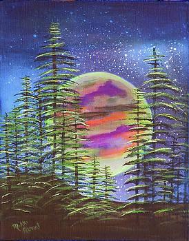 Moon Glow by Mikki Alhart