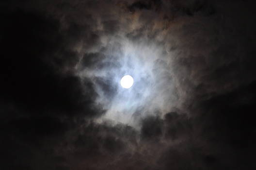 Moon One by Jon Benson