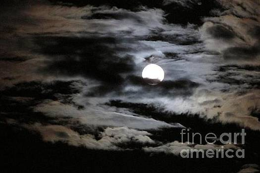 Moon Over Matter by Catherine DeHart