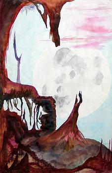 Moon Rise by Steve Karol