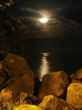 Moon Rise by Steve Madore