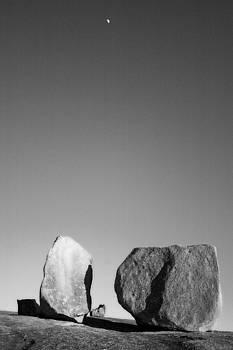 Moon Rocks by John Gusky