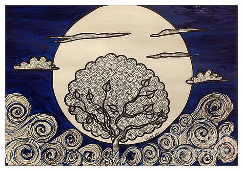 Moon by Shachi Srivastava