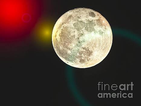 Moon Sky by Ella Kaye Dickey