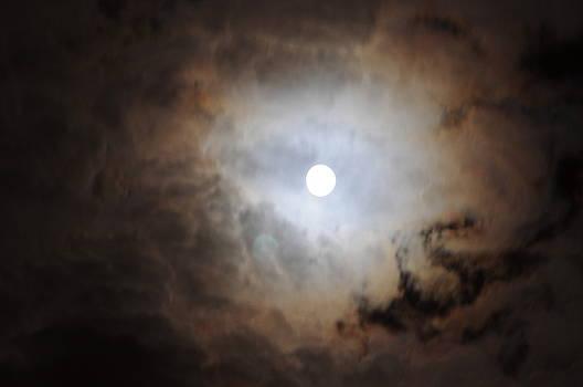 Moon Three by Jon Benson