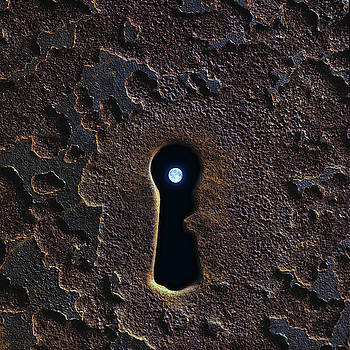 Daniel Furon - Moon in the Keyhole
