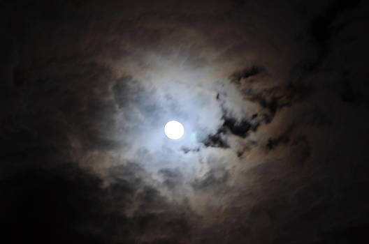 Moon Two by Jon Benson