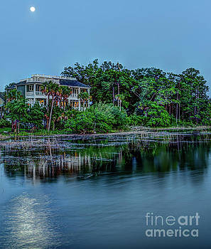 Moon View Plantation by Dale Powell