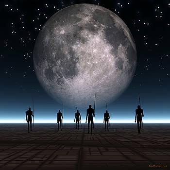 Walter Oliver Neal - Moon Walk