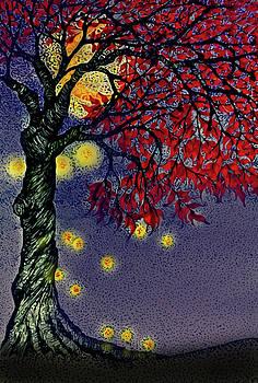 Moon Wisp by Amanda Copenhaver