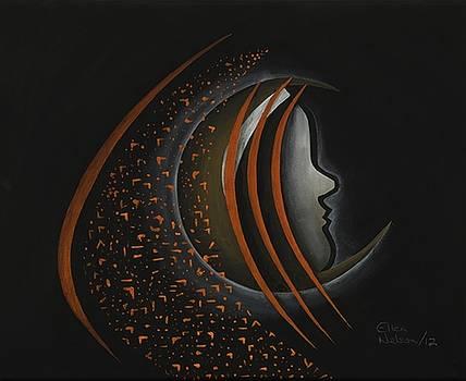 Moonalisa by Ellen Nelson