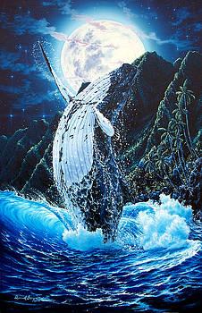 Moondance by Daniel Bergren