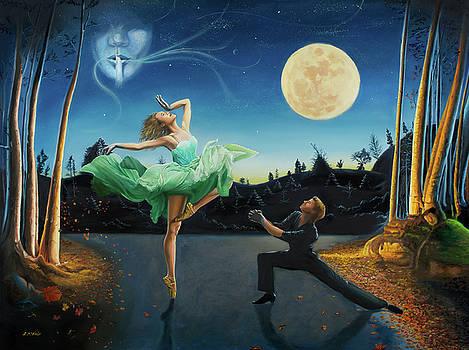 Moondance by Loretta McNair