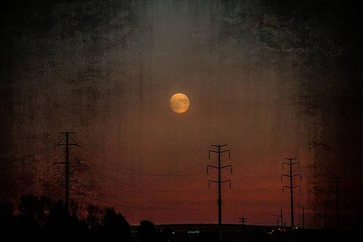 Mooned Grunge by Juli Ellen