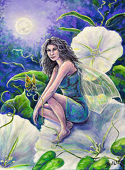 Moonflower by Gail Butler
