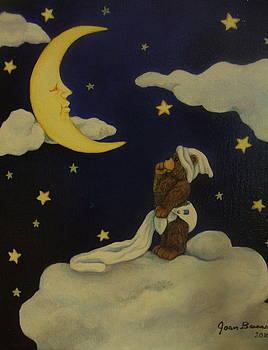 Moongazer by Joan Barnard