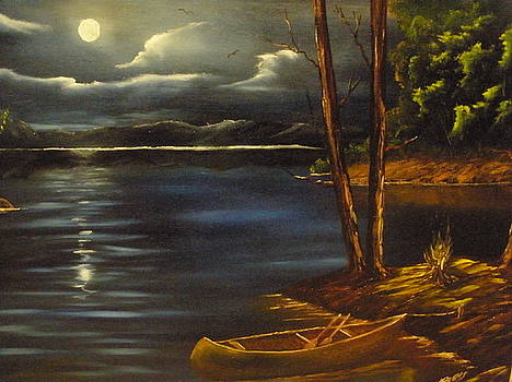Moonlake by Ron Sargent