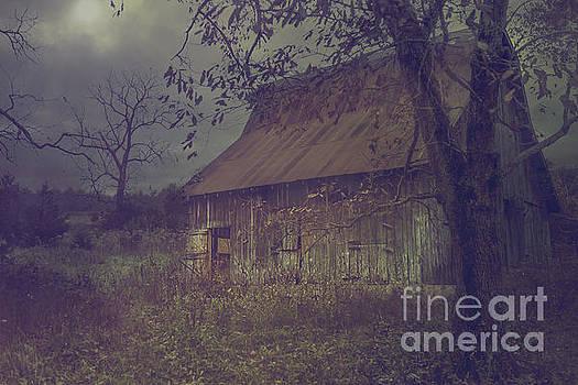 Moonlight Barn by Tim Wemple