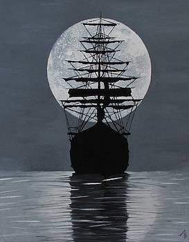 Moonlight Desires by Alex Banman