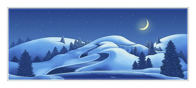 Moonlight Mile by Scott Ross