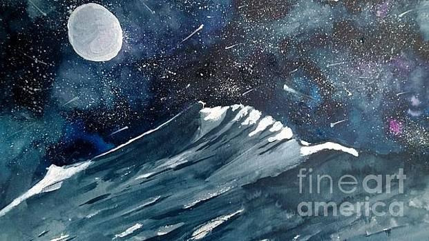 Moonlight  by Eunice Miller