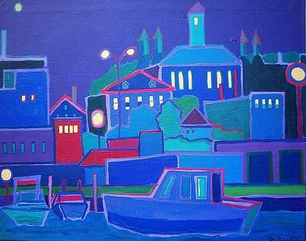 Moonlight Harbor by Debra Bretton Robinson