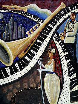 Moonlight Jazz by Tiffany Yancey