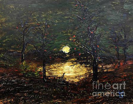 Moonlight by Richard Wandell