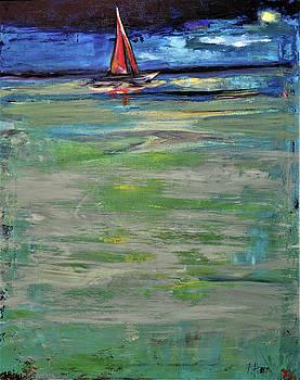 Moonlight Sail by Julianne Felton