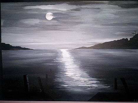 Moonlight by Susan  Solak