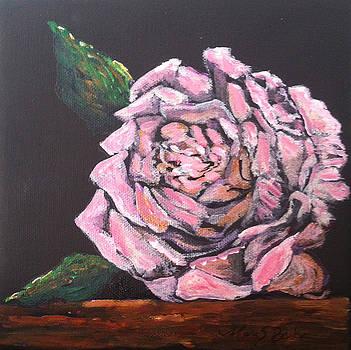 Mary Benke - Moonlit Rose