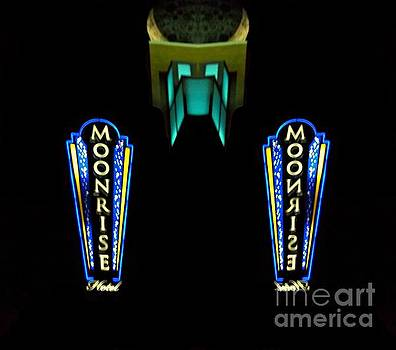 Moonrise Again by Kelly Awad