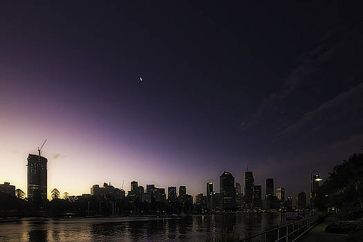Moonrise by Chris Hood