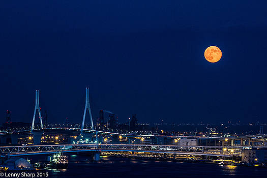Leonard Sharp - Moonrise