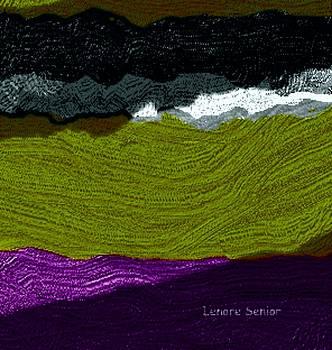Moonscape by Lenore Senior