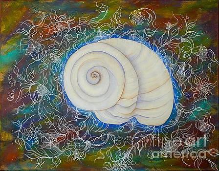 Moonsnail Lace by Deborha Kerr