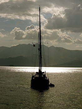 Moored by Edge