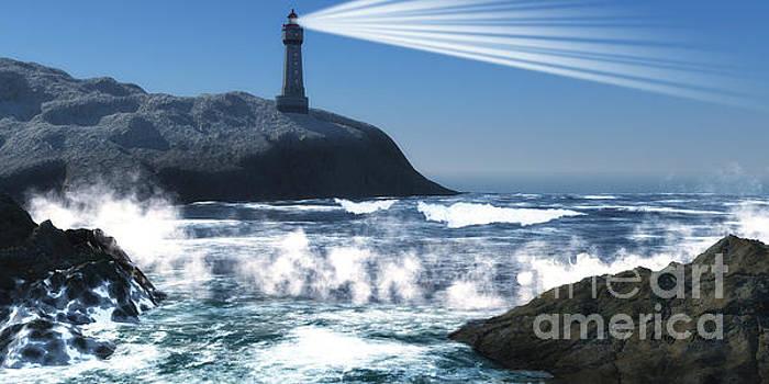 Corey Ford - Moorehead Lighthouse