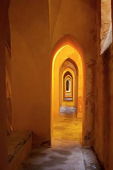 Moorish Arches by David Chasey