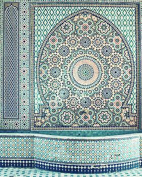 Moorish Delight by Studio Yuki