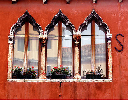 Moorish Window by Vicki Hone Smith