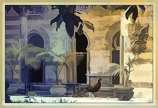Moorish Windows by Daniel Arrhakis