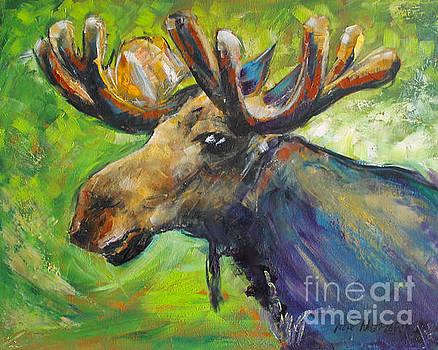 Moose by Alan Metzger