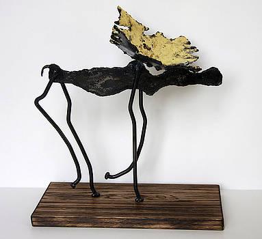 Moose by Buzz Leighton